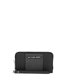 MICHAEL Michael Kors  Large Studded Coin Purse