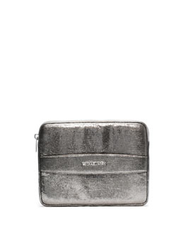 MICHAEL Michael Kors  Metallic Phone Clutch