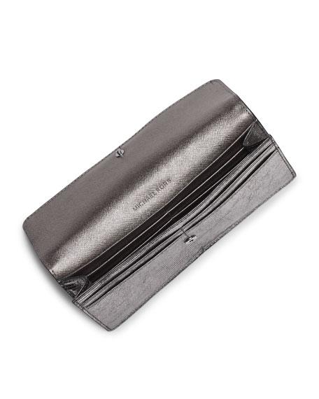 Jet Set Travel Flap Wallet