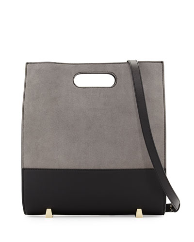 Alexander Wang Chastity Soft Suede Tote Bag
