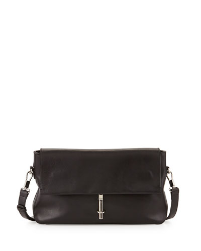 Jack Convertible Clutch Bag, Black