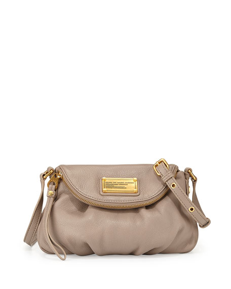 2dd3ab1444225 MARC by Marc Jacobs Classic Q Mini Natasha Flap Crossbody Bag