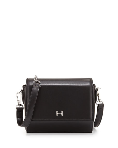 Halston Heritage Structured Mini Leather Crossbody Bag c9a5880ce355f