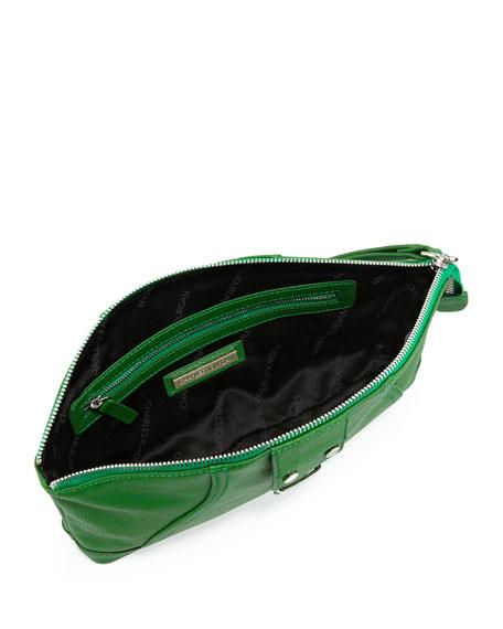 Jordan Dome Belt Clutch, Green