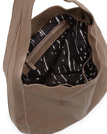 Brooklyn Hobo Bag, Mocha