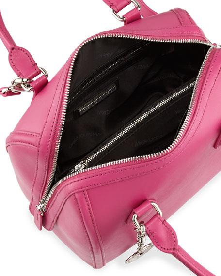 Jackson II Mini Satchel Bag, Pink