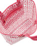 Molly Logo Maze Print Tote Bag, Pink Maze