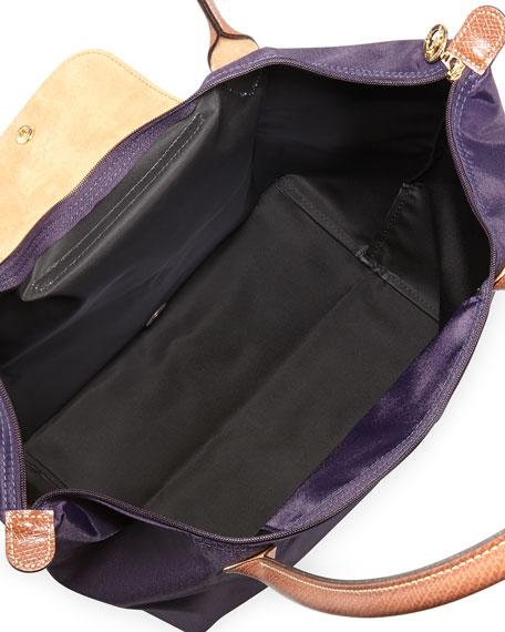 Longchamp Bag Le Pliage Australia : Longchamp le pliage monogrammed large shoulder tote bag