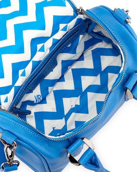 Mini Speedy Crossbody Bag, Cobalt Blue