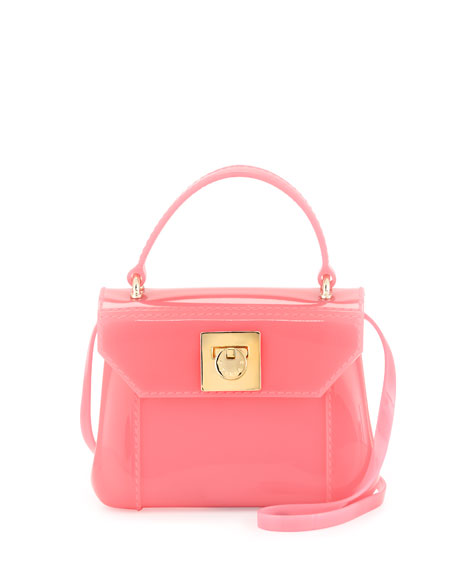 Candy Bon Bon Mini Crossbody Bag, Rose