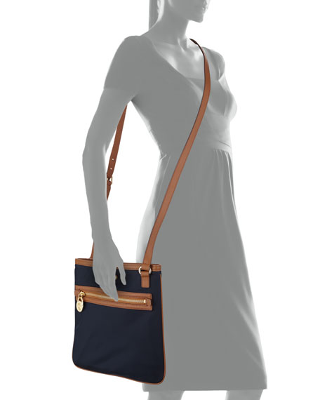 Kempton Large Crossbody Bag Navy