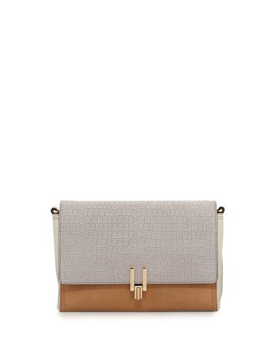 Pour la Victoire Inez Convertible Clutch Bag, Tab
