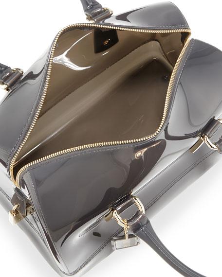 Candy Medium Satchel Bag, Mist