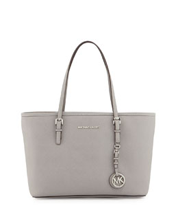 MICHAEL Michael Kors  Small Jet Set Laptop Travel Tote