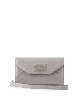 MICHAEL Michael Kors  Phone Wallet Clutch Case