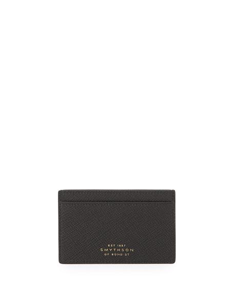 Panama 771 Card Case, Black