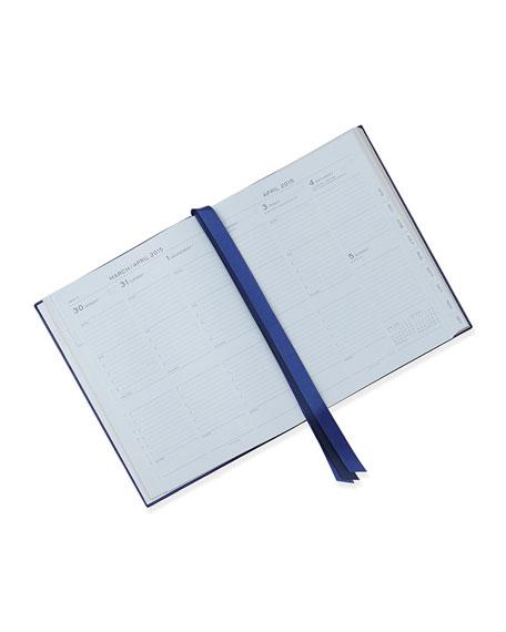 2015 Portobello Diary, Cobalt
