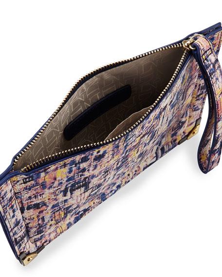 Nina Wristlet Clutch Bag, Multi