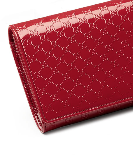 Gucci Broadway Guccissima Evening Clutch Bag, Rosebud