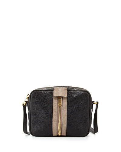 MARC by Marc Jacobs Roadster Zip Crossbody Bag, Black Multi