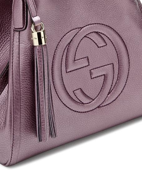 Gucci Soho Leather Shoulder Bag 043848e83d090