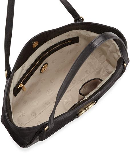 Amanda Easy Tote Bag, Black