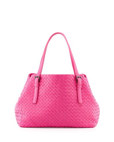 Medium A-Shaped Tote Bag, Rosa