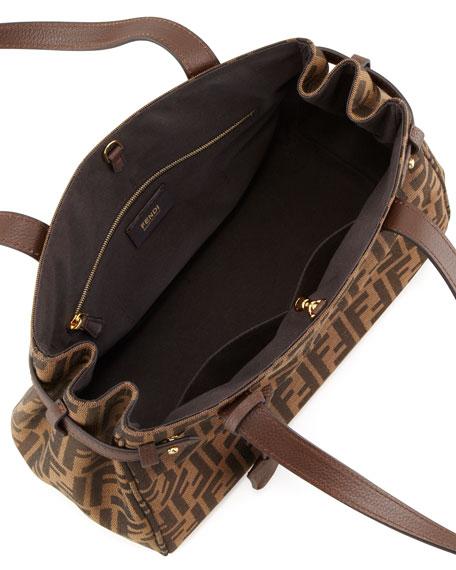 Zucca Medium Shoulder Tote Bag