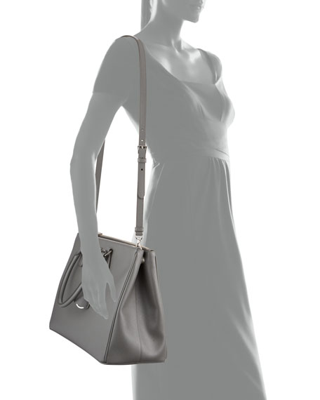 Image 3 of 4: Large Galleria Tote