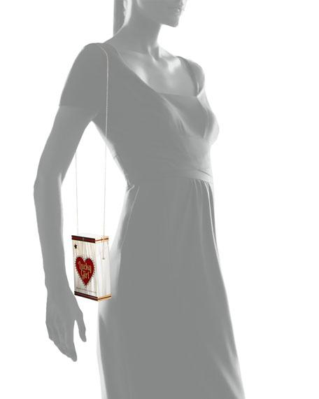 Smokin' Cigarette Case Clutch Bag