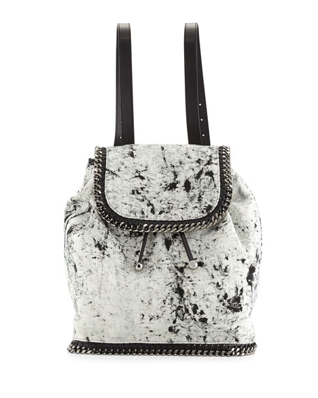 Falabella Canvas Backpack