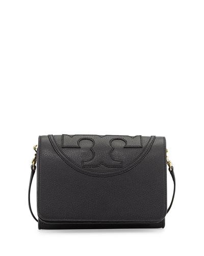 All-T Combo Crossbody Bag, Black