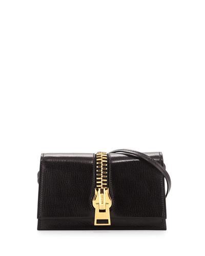 Sedgwick Zip Crossbody Bag, Black