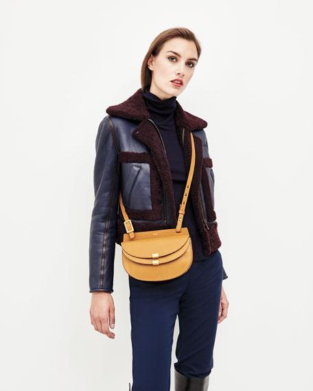 chloe elsie shoulder bag - chloe tan leather handbag