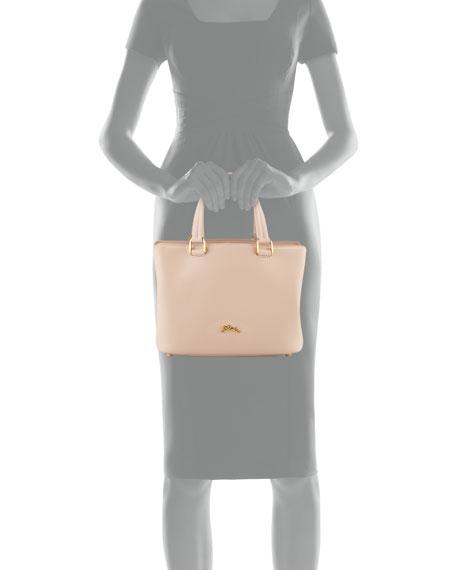 Honore 404 Small Tote Bag, Powder Pink
