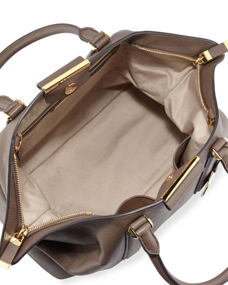 c6716fb57a37 ... Michael Kors Collection womens-bags Handbags Lexi Large EW Satchel  Luggage - Lexi Large Satchel Bag, ...