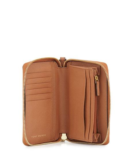 York Multi-Task Saffiano Wristlet, Luggage