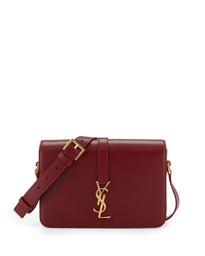 Monogramme Medium Universite Satchel Bag, Bordeaux