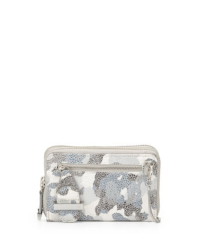 Wallet Clutch Evening Bag, White