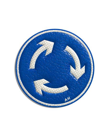 Roundabout Sticker for Handbag