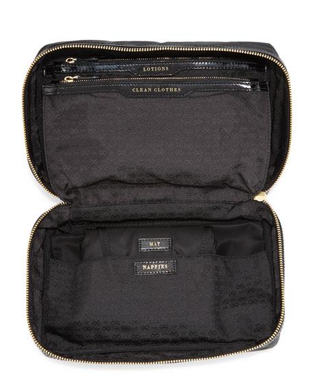 Nylon Baby Emergency Kit, Black