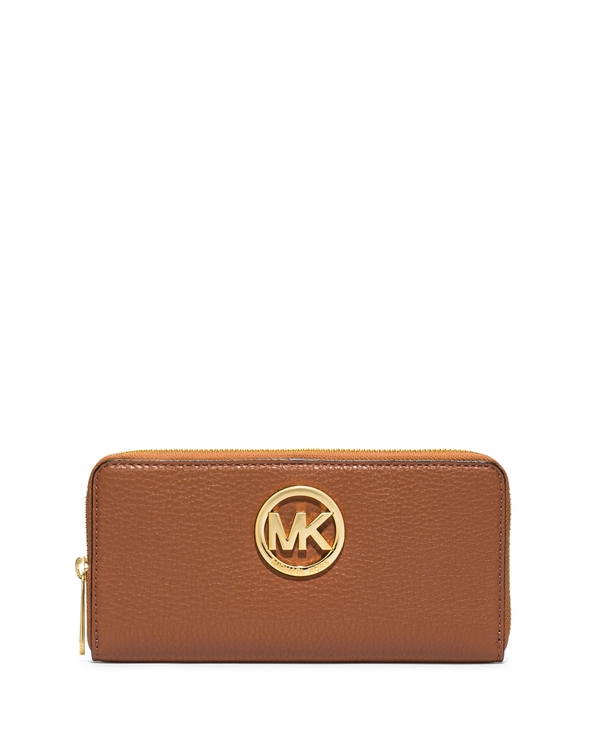060eb5952ab9 MICHAEL Michael Kors Fulton Zip-Around Continental Wallet, Luggage ...