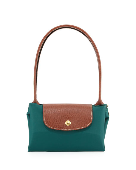 Le Pliage Medium Shoulder Tote Bag, Cedar