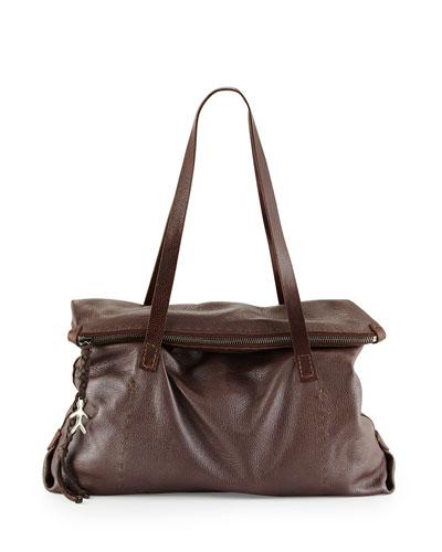 Lady Amazone Medium Fold-Over Tote Bag