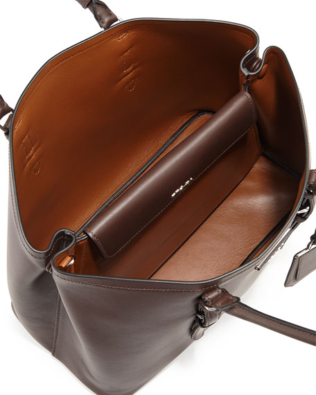 prada saffiano purse forum - brown leather prada tote bag