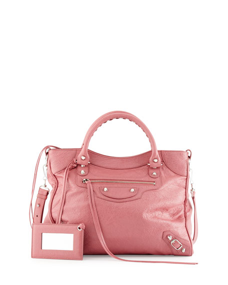 Balenciaga Giant 12 Nickel City Velo AJ Bag,