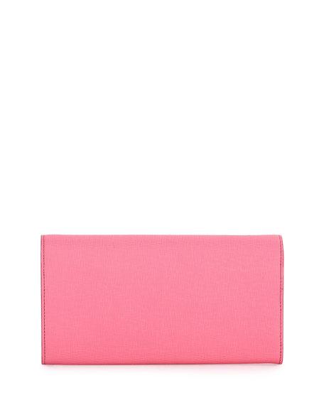 Simply Monster Eye Wallet, Pink