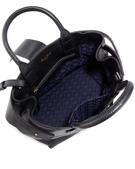 Pilgrim de Jour Medium Leather Shopping Tote Bag
