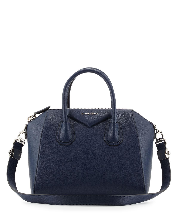 6688801d264e Givenchy Antigona Small Goatskin Satchel Bag