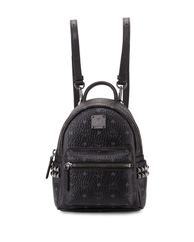 Stark X-Mini Studded Backpack, Black